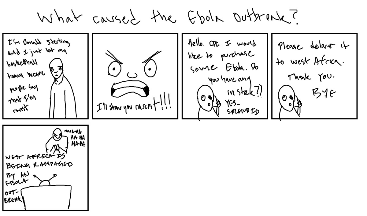 What Caused the Ebola Outbreak